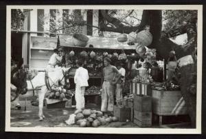 mercado de frutas de Caracas